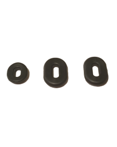 Right  / Left side cover Grommet Set (3) piece  V65 Magna