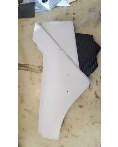 Honda Sabre V65 Left Side Cover  83-85
